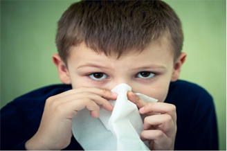 Ayurvedic Ways to Get Rid of a Runny Nose in Cold Weather
