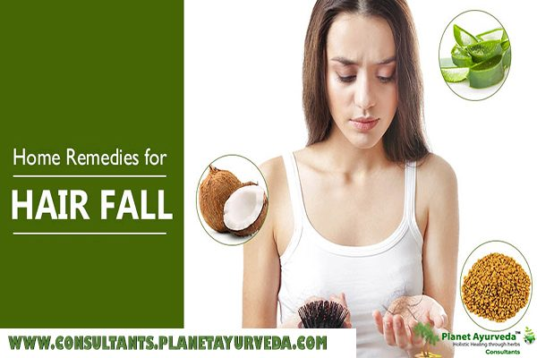 Effective Home Remedies to Control Hair Fall!
